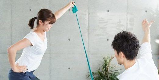 筋力トレーニングにより正しい体の使い方を学ぶ